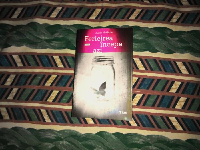 Fericirea incepe azi recenzie carte Jamie McGuire