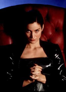MATRIX, Carrie-Anne Moss, 1999